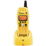 ユニデン 阪神タイガースデジタルコードレス留守番電話増子機 UCT-002HS-TY イエロー