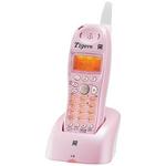 ユニデン 阪神タイガースデジタルコードレス留守番電話増子機 UCT-002HS-TP ピンク
