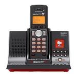 ユニデン ハローキティデジタルコードレス留守番電話機 UCT-005-R レッドの詳細ページへ