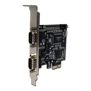 AREA(エアリア) RS232Cシリアルポート増設PCI Expressボード E2S TypeN SD-PE9835-2S
