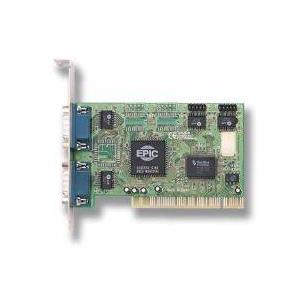AREA(エアリア) RS232Cシリアルポート増設PCIボード 4S SD-PCI9845-4S