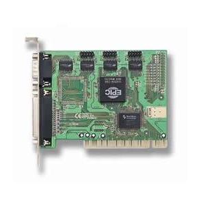 AREA(エアリア) RS232Cシリアル+プリンタポート増設PCIボード SD-PCI9755-4S1P