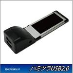AREA(エアリア) ハミツラUSB2.0 SD-EPU2N2-S1の詳細ページへ
