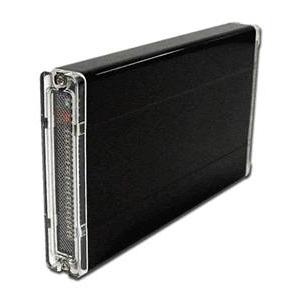 AREA(エアリア) 2.5インチ外付けハードディスクケースIS250SU SD-IS250SU-BK ブラック