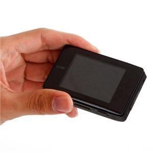 iriver マルチメディアプレイヤー B20 FMトランスミッター付き B20-1GB-BLK(ブラック)