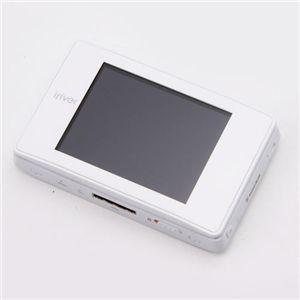 iriver マルチメディアプレイヤー B20 FMトランスミッター付き B20-1GB-WHT(ホワイト)