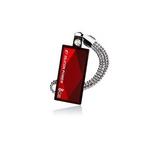 SILICON POWER(シリコンパワー) USBフラッシュメモリ TOUCH 810 Series 4GB レッド