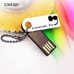 SILICON POWER(シリコンパワー) USBフラッシュメモリ TOUCH 820 Series 8GB ホワイト
