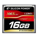 SILICON POWER(シリコンパワー) コンパクトフラッシュ 300倍速 16GB