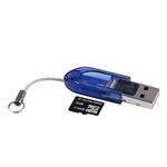 SILICON POWER(シリコンパワー) Micro SDHCカード 16GB + USBリーダー