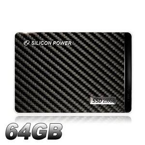 SILICON POWER(シリコンパワー) 2.5-inch SATA SSD M10(MLC)ソリッドステートドライブ 64GB