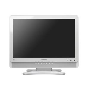 ユニデン 19V型地上・BS・110度CSデジタルハイビジョン液晶テレビ TL19BX2-W ホワイト