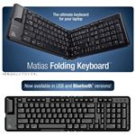 Matias(マティアス) キーボード Bluetooth Folding Keyboard Windows用