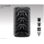 SwicthEasy CapsuleRebel M for iPhone 3GS/3G Black