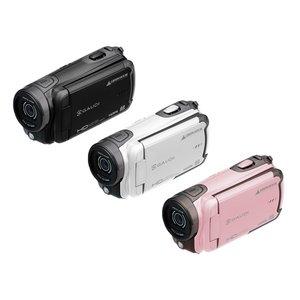GREENHOUSE(グリーンハウス) デジタルビデオカメラ GHV-DV25HDAシリーズ ブラック GHV-DV25HDAK