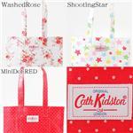 Cath Kidson オイルクロスNEWラージャーサイズトブックバッグ MiniDot RED/209045
