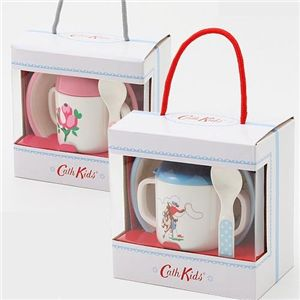 Cath Kidston Cath Kids キッズテーブルウェアセット 3Pの商品画像大2