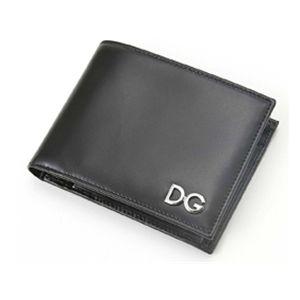 DOLCE&GABBANA(ドルチェ&ガッバーナ) 二つ折り財布 BP0457 A5476