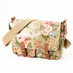 Cath Kidston バッグ  Saddle Bag  230070 Stone Rose Brown