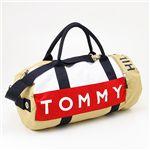 TOMMY HILFIGER ボストンバッグ 390532 Beige