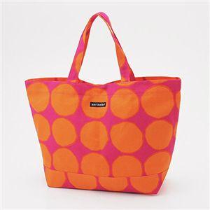 marimekko(マリメッコ) トートバッグ OPPALI 22960 320 Pink×Orange