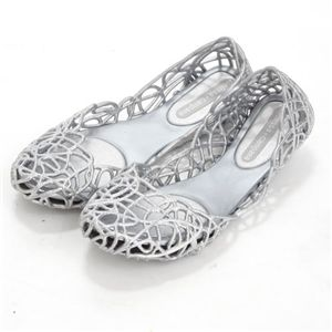 melissa(メリッサ) ラバーシューズ CAMPANA IV Silver Glitte EUR 41-42(26.0-26.5cm)