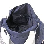 TOMMY HILFIGER(トミーフィルフィガー) デニム ボストンバッグ DUFFLE HARBOUR POINT II
