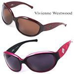 Vivienne Westwood サングラス 52602 ダークスモーク×ルージュ