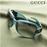 GUCCI サングラス 2591 2007年モデル 2591-BML/2R スモーク×グリーン