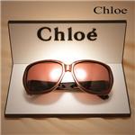 【2008年新作】Chloe サングラス 2125-03/ブラウン×チョコブラウン