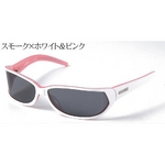 MIUMIU サングラス 12ES-4BL/1A1/スモーク×ホワイト&ピンク