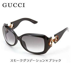 GUCCI(グッチ) サングラス Asian Fitting 2991F-D28/VJ/スモークグラデーション×ブラック