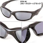 OAKLEY(オークリー) サングラス STR-JK-P BK/BK/スモークミラー×ブラック