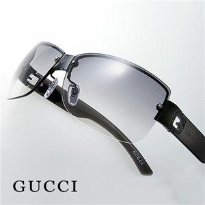 GUCCI(グッチ)サングラス 2803F-006/VJ/スモークグラデーション×ブラック