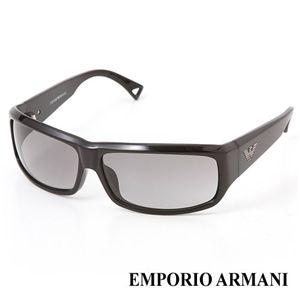 EMPOLIO ARMANI(エンポリオ アルマーニ) サングラス 9332F-807/ZR/スモークグラデーション×ブラック
