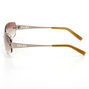 D&G(ディーアンドジー) サングラス 6046-012/13 ブラウングラデーション×ライトブラウン