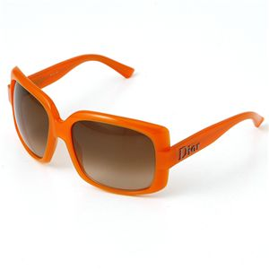 Christian Dior(クリスチャン ディオール) サングラス 60'S1-050/D8/ブラウングラデーション×オレンジ