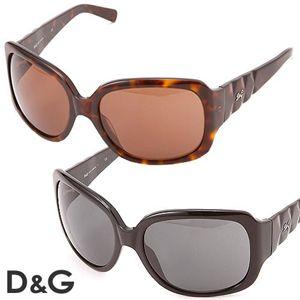D&G(ディー&ジー) サングラス 3021-502/73/ブラウン×ベッコウ