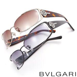 BVLGARI(ブルガリ) サングラス 6016B-307 スモークグラデーション×ブラック