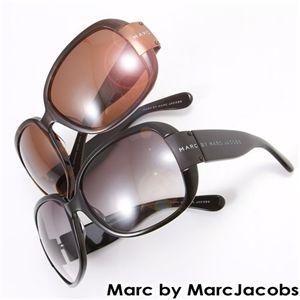 MARK BY MARK  JACOBS(マークバイマークジェイコブス)サングラス  013N-SPK/8U/ブラウン&ベッコウブラック&ブロンズ