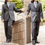 GIANFRANCO FERRE JEANS(ジャンフランコフェレジーンズ) メンズスーツ ストライプ/3157-157083 46