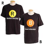 NYC サブウェイラインTシャツR-L
