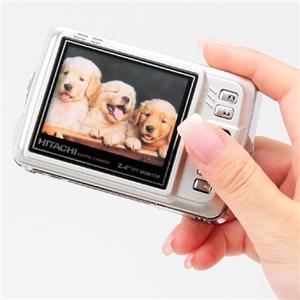 HITACHI 500万画素デジタルカメラ HDC-508X
