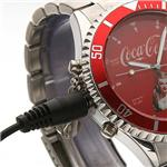 Coca-Cola MP3ウォッチ MW-158 レッド