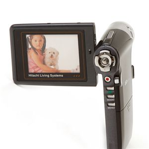 HITACHI(日立) ムービータイプ デジタルカメラ HSC-S2