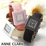 ANNE CLARK(アンクラーク) レディース ベルトウォッチ AU1029-17/ピンク