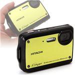 日立 日常生活防水デジタルカメラ HDC-W902(約900万画素)