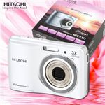 日立 1200万画素デジタルカメラ HDC-1231