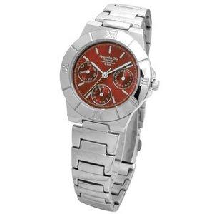 Alessandra Olla アレサンドラオーラ 腕時計 マルチファンクション レディースウォッチ AO-900-5 レッド