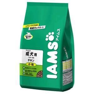 アイムス ドッグフード★成犬用 チキン味 【ミニチャンクス】小粒 3kg